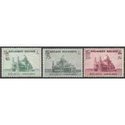 Belgium 1938 n° 481/83** MNH