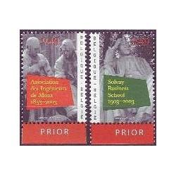 Belgium 2003 n° 3160/61** MNH