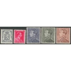 Belgium 1940 n° 527/31** MNH