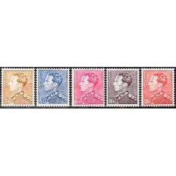 Belgium 1951 n° 847/48B** MNH