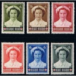 Belgium 1953 n° 912/17** MNH