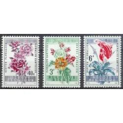 Belgium 1960 n° 1122/24** MNH