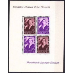 Belgium 1937 n° BL7** MNH