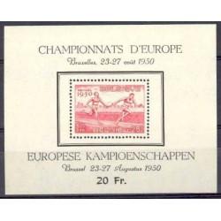 Belgium 1950 n° BL29** MNH