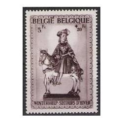 Belgium 1942 n° 592A** MNH