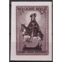 Belgium 1942 n° 592B** MNH