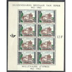 Belgium 1962 n° BL33** MNH