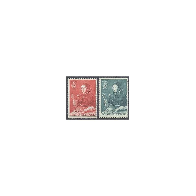 Belgium 1959 n° 1109/10** MNH