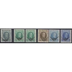 Belgium 1929 n° S1-6** MNH