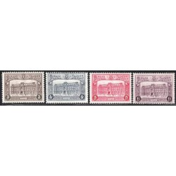 Belgium 1929 n° TR170-73** MNH