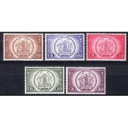 Belgium 1939 n° TR205-09** MNH