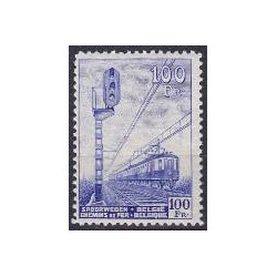 Belgium 1942 n° TR263** MNH