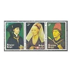 Belgium 1964 n° 1300/02** MNH