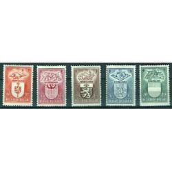 Belgium 1947 n° 756/60** MNH