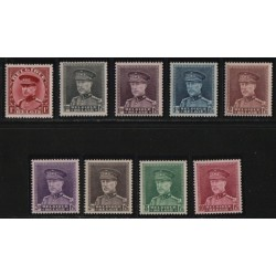 Belgium 1931 n° 317/24** MNH