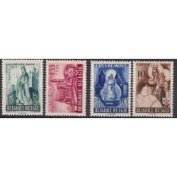 Belgium 1948 n° 777/80** MNH