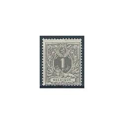 Belgium 1884 n° 43** MNH