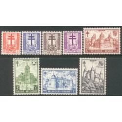 Belgium 1951 n° 868/75** MNH