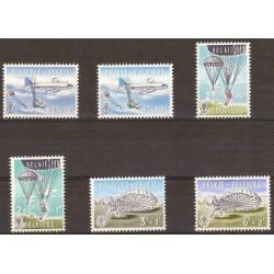 Belgium 1960 n° 1133/38** MNH