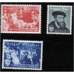 Belgium 1955 n° 964/66** MNH