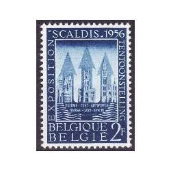 Belgium 1956 n° 990** MNH