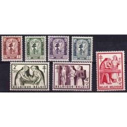 Belgium 1956 n° 998/04** MNH