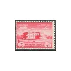 Belgium 1940 n° 533** MNH