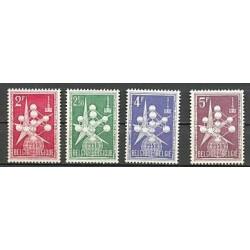 Belgium 1957 n° 1008/10** MNH
