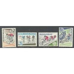 Belgium 1963 n° 1255/58** MNH