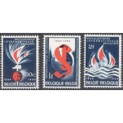 Belgium 1964 n° 1290/92** MNH