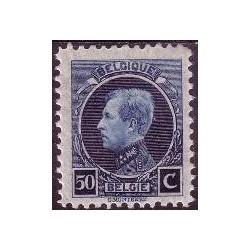 Belgium 1921 n° 187 used