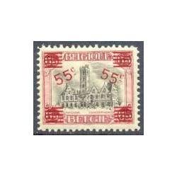 Belgium 1921 n° 188 used