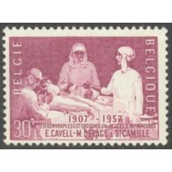 Belgium 1957 n° 1038** MNH