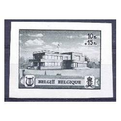 Belgium 1940 n° 537B used