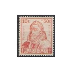 Belgium 1942 n° 601 used