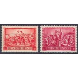 Belgium 1945 n° 699/00 used