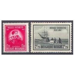 Belgium 1947 n° 749/50 used