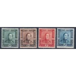 Belgium 1949 n° 807/10 used