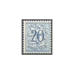 Belgium 1951 n° 841 used