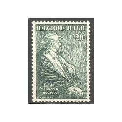 Belgium 1955 n° 967 used