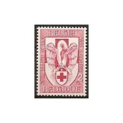 Belgium 1956 n° 986 used