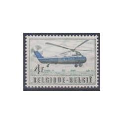 Belgium 1957 n° 1012 used