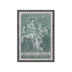 Belgium 1959 n° 1093 used