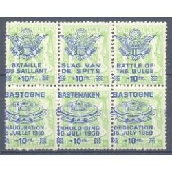 Belgium 1950 n° PR101/06** MNH