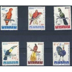 Belgium 1962 n° 1216/21 used