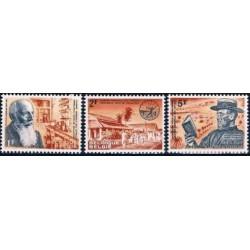 Belgium 1964 n° 1278/80 used
