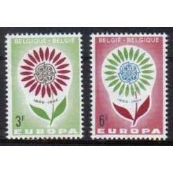 Belgium 1964 n° 1298/99 used