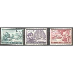 Belgium 1966 n° 1391/93 used