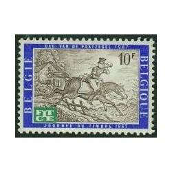 Belgium 1967 n° 1422 used