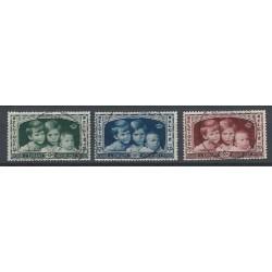 Belgium 1935 n° 404/06 used